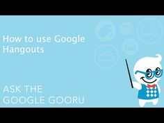 How to use Google Hangouts Google Drive, Apps, Google Hangouts, Google Calendar, Google Classroom, Classroom Ideas, Classroom Resources, Flipped Classroom, Classroom Organization