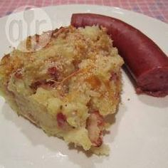Stamppot zuurkool (ovenschotel) @ allrecipes.nl