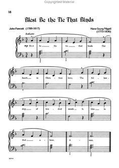 Hymn Sheet Music - Bing Images