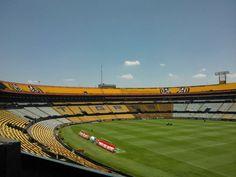 Estadio Universitario; Tigres UANL -- San Nicolás de los Garza, Nuevo León.