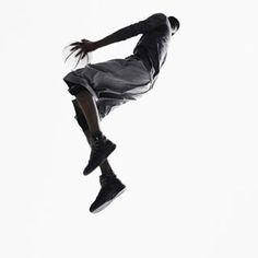 #Totems  • • Basketball footwear. Collaboration together with #ErikBjerkesjo and #Brandblack | Release date 05.08.2015 #CapsuleShow #Libertyfairs SS16 | Photographer #MagnusKlackenstam Jumpman #OliverKumbi @nischmanagement