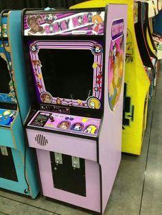 Donkey Kong Version Fille !!