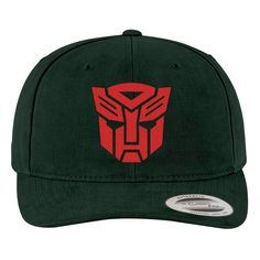 TF - Autobots Brushed Embroidered Cotton Twill Hat
