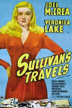 Sullivan's Travels (1941) directed by Preston Sturges.