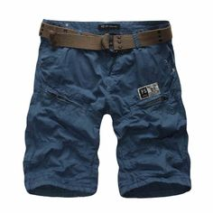 Keep Calm and Protect The Ocean Mens Casual Shorts Pants