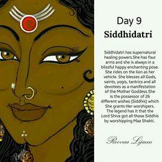Navaratri Day 9