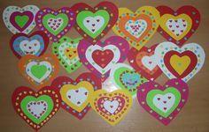 Naše výtvarné práce - Ze života školní družiny 8 Martie, Valentines Day, Kindergarten, Image, Saint Valentine, Mother's Day, Invitations, Valentines, Velentine Day