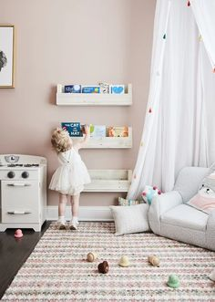 Get inspired by Farmhouse Kids' Playroom Design photo by Homes For Our Troops. Wayfair lets you find the designer products in the photo and get ideas from thousands of other Farmhouse Kids' Playroom Design photos. Playroom Table, Playroom Wall Decor, Toddler Playroom, Playroom Furniture, Playroom Storage, Playroom Design, Ikea Playroom, Small Playroom, Montessori Toddler Bedroom