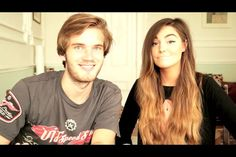 Pewds and marzia