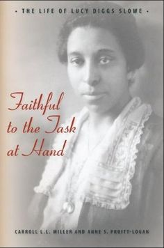 Biography of Lucy Diggs Slowe, one of the founders of Alpha Kappa Alpha Sorority, Inc.