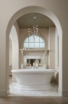 """Bathroom Paint Color"" (Sherwin Williams Sandbar next living room color Modern Luxury Bathroom, Luxury Master Bathrooms, Modern Master Bathroom, Bathroom Design Luxury, Luxury Interior Design, Beautiful Bathrooms, Modern Bathrooms, House Painting Cost, Latest Bathroom Designs"