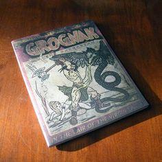 Grognak The Barbarian A5 Notebook. £8,00, via Etsy.