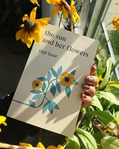 "(@michelle_tavarez17) on Instagram: ""This beauty just arrived  #TheSunandHerFlowers #RupiKaur #Poetry #bookstagram"""
