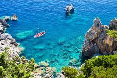 5 Amazing Travel Destinations in the Ionian Sea of Greece Amsterdam City, Amsterdam Travel, Zakynthos Greece, Us Travel Destinations, Greece Travel, Greece Trip, Cheap Travel, Greek Islands, Cool Places To Visit