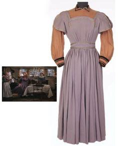 Amy March's lavender dress by Walter Plunkett - Little Women (1949).