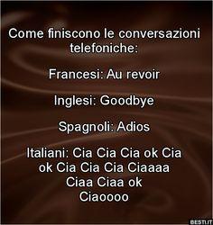 le conversazioni telefoniche