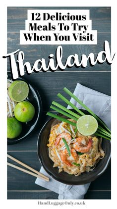 12 Best Thai Food And Dishes To Try - Hand Luggage Only - Travel, Food & Photography Blog
