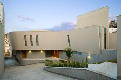 São Bento residence, Belo Horizonte, Brazil, Anastasia Arquitetos architect. (Gustavo Xavier/FotoAmbiente)