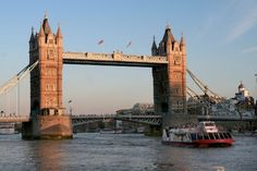 Enjoy a 24 hour Thames River Cruise with The London Pass. Hop-on and hop-off a London boat cruise along the Thames and see the best of London. Thames River Cruise, River Thames, Marco Pierre White, Highgate Cemetery, Best Boats, Excursion, Things To Do In London, London Bridge, London Eye