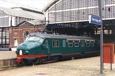 NS Nederlandse Spoorwegen Den Haag H.S.