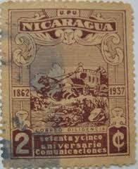 Nicaragua mail coach