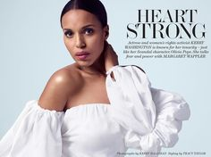 The Edit May 2017 Kerry Washington by Kerry Hallihan /  FASHION EDITORIALS  TITRE & CLIENT  The Edit May 2017 Kerry Washington by Kerry Hallihan  DATE DE PUBLICAATION  12 May 2017   5:33 pm  EDITORIALS  Photography: Kerry Hallihan at Angela De Bona Agency. Styled by: Tracy Taylor. Hair: Takisha Sturdivant at Exclusive Artists. Makeup: Carola Gonzales at Forward Artists. Manicurist: April Foreman at The Wall Group. Talent: Kerry Washington.    Cet article The Edit May 2017 Kerry Washington by…