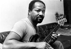 Bassist James Jamerson defined the Motown sound.