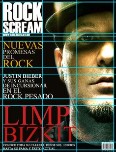 "revista rock ""RockScream"""
