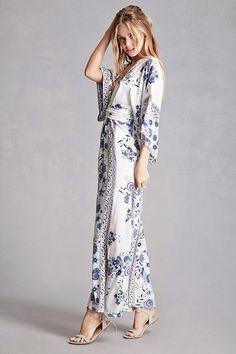 Selfie Leslie Floral Maxi Dress