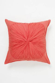Maybe this coral pillow for the bed?? Mehh.. still looking!