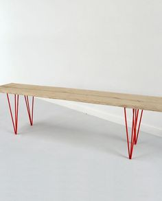 Inspiration of Wooden Bench Designs You can Make Yourselft - Style Loft, Bois Diy, Dining Room, Dining Table, Bench Designs, Furniture Inspiration, Decoration, Diy Home Decor, Projects To Try