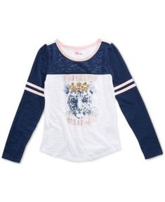 a94ee8e869c5 Epic Threads Big Girls T-Shirt, Created for Macy's & Reviews - Shirts &  Tees - Kids - Macy's