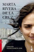 """En tiempo de prodigios"" - Marta Rivera de la Cruz"