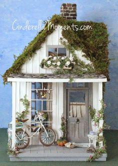 •• Dulce Cottage, Mi Nueva Casa de muñecas personalizada