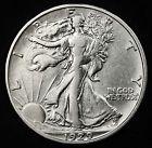 1929-s Walking Liberty Half.  X.F.-A.U.  97867