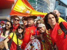 Spanish people