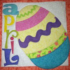 Mini quilt for Lisa