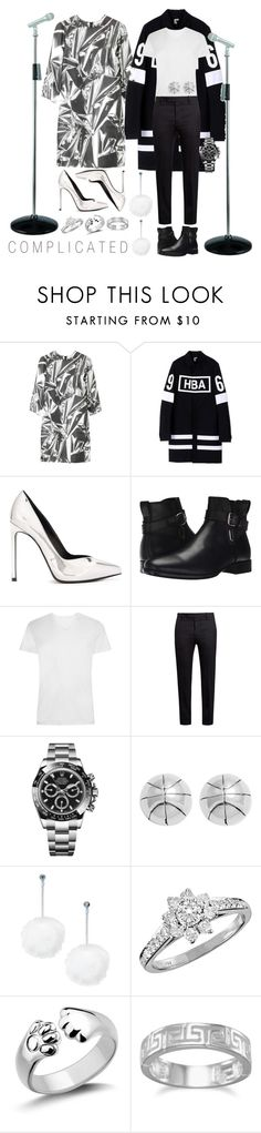 """""""Complicated/WrOnG - VMA's part II (with Zayn)"""" by luablackoficial ❤ liked on Polyvore featuring STELLA McCARTNEY, Hood by Air, Yves Saint Laurent, Aquatalia by Marvin K., Marni, Rolex, Journee Collection, Manfrotto, Whimsical Shop and Tiffany & Co."""