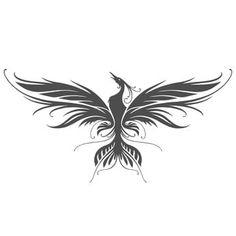 Das Phönix Tattoo und seine Bedeutung