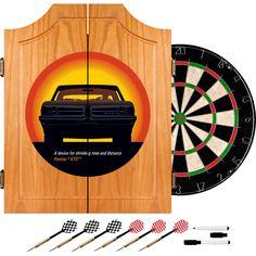 Pontiac GTO Time and Distance Dart Cabinet Set