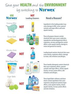 Make the switch for your health today... Check out & Like my page https://www.facebook.com/shellysclean/ or order yours now at https://shellybenzel.norwex.biz/