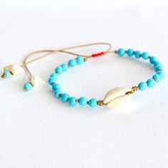 Beaded Necklace, Beaded Bracelets, Kai, Shells, Stone, Sea Glass, Jewelry, Wood, Bangles