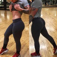 Stretchy High Waist Breathable Sport Leggings