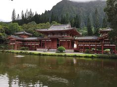 Buddhist Temple Oahu
