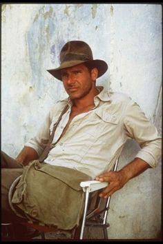 Harrison Ford-Indiana Jones