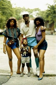 Jamel Shabazz, From Back in the Days, 1980s