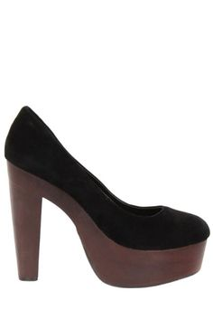 Madison Harding Ray Heel in Black from @Azalea Sf
