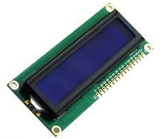 10PCS New LCD 1602 LCD1602 5V 16x2 Character LCD Display Module Controller blue blacklight #Affiliate