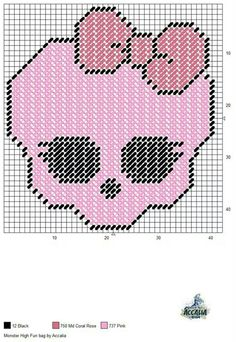 Plastic Canvas on Pinterest | Plastic Canvas Patterns, Care Bears and ...