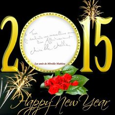 Mireille Mathieu: Bonne année 2015 !